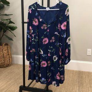 Floral Boho Dress